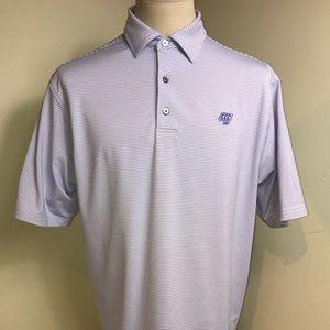 FootJoy Men's Short Sleeve Polo Golf Shirt Medium